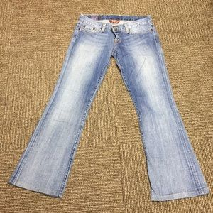 Size 6 flare Lucky Brand Jeans